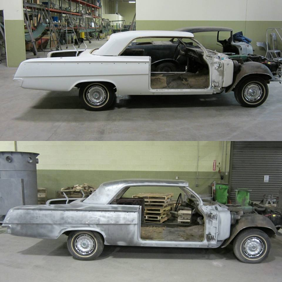 Auto Before & After