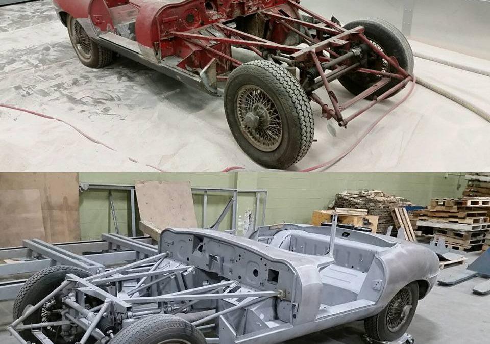Old Jaguar