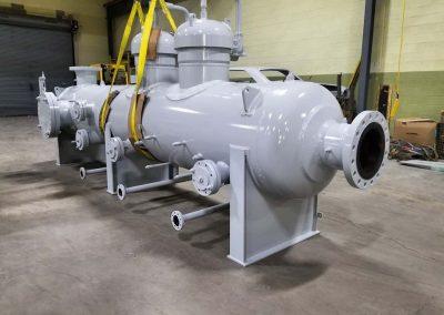 6.5 ton pressure vessel