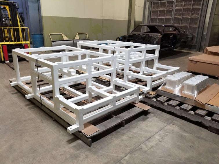 Industrial Frames