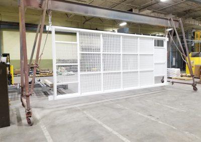 Large Industrial Platform