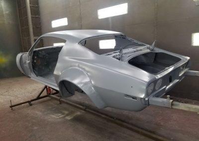 '71 Camaro in primer